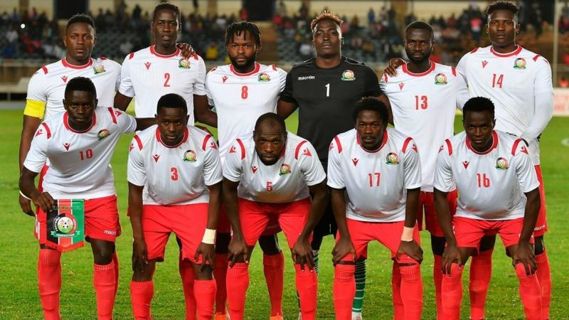 Mulee takes over a Kenya team second in their Africa Cup of Nations qualifying group